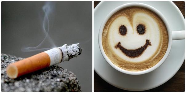 Không sử dụng thuốc lá, rượu bia, cà phê
