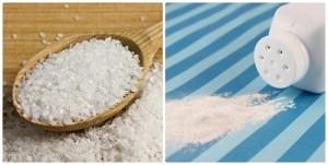 Bật mí 5 cách khử mùi hôi nách tại nhà bằng muối