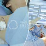 Video điều trị hôi nách khách hàng tại TMV Đông Á