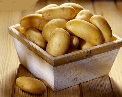cách trị hôi nách bằng khoai tây tại nhà