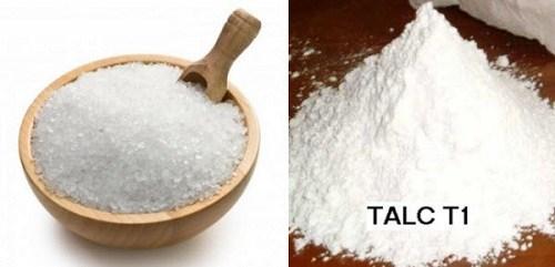 Cách trị thâm nách chỉ bằng bột phèn chua